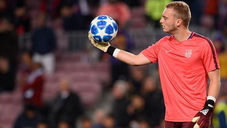 Precio fijo para que Jasper Cillessen abandone el Barcelona