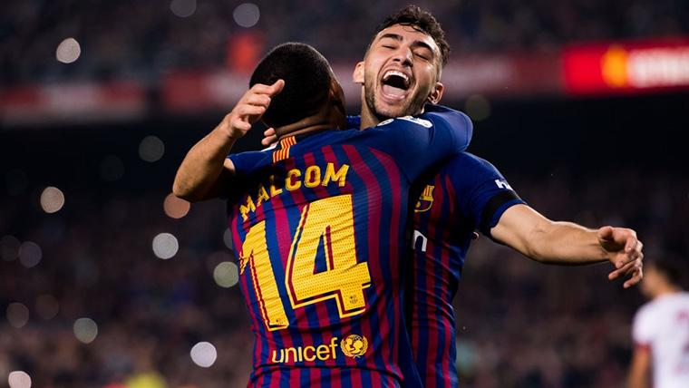 Tres jugadores del Barcelona terminan contrato en seis meses