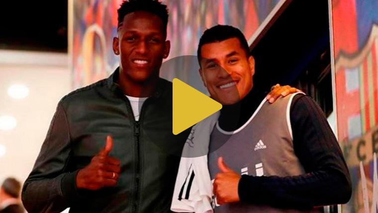 Murillo vs Yerry Mina: El nuevo fichaje colombiano del Barça tiene más técnica