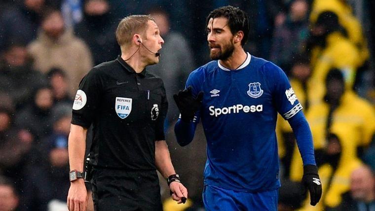 A pesar de su bajón, André Gomes sigue siendo objetivo prioritario del Everton