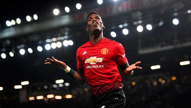 Pogba dispara contra Mourinho tras la última victoria del Manchester United