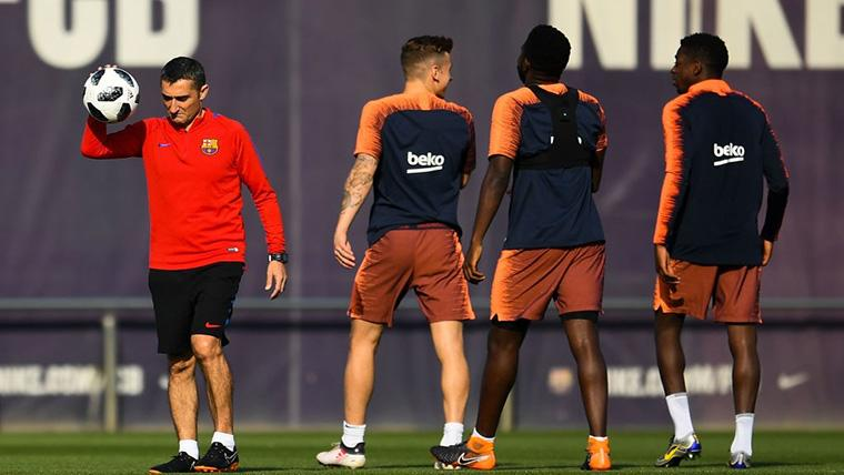 Cuatro fichajes que el Barcelona tiene previstos para 2019