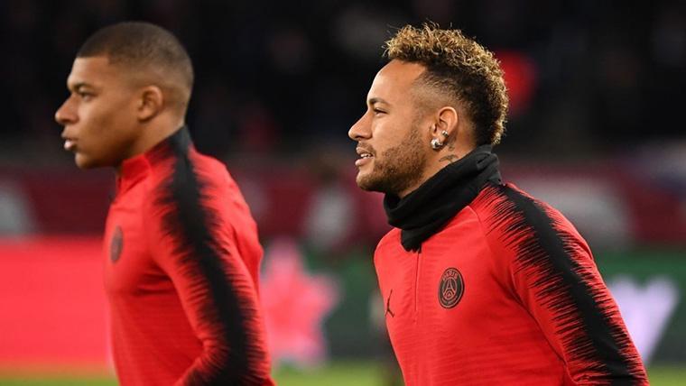 Buffon pone a Neymar y Mbappé como los futuros Balón de Oro