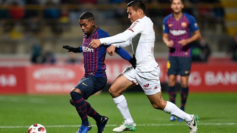 Malcom rechaza otra oferta más y quiere triunfar en el Barça