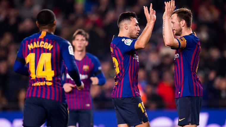 Ocho clubes se 'pelean' por llevarse a Munir del FC Barcelona