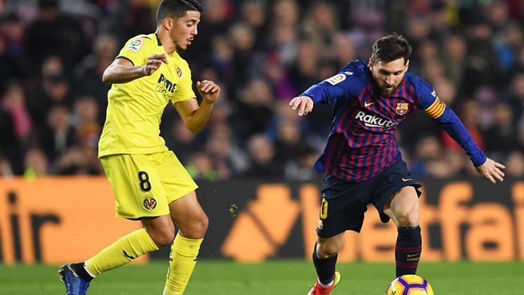 Pablo Fornals se aleja del FC Barcelona y se acerca al Bayern