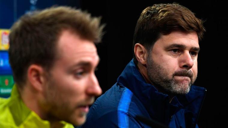 La renovación de Eriksen se atasca y el Real Madrid vigila