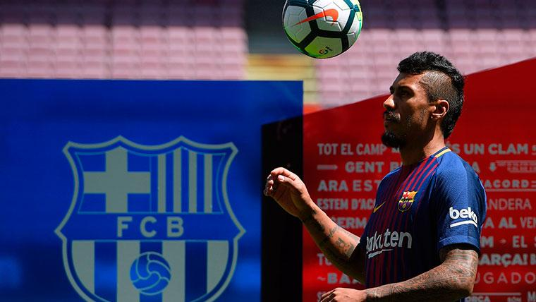 El Barça no ingresará 50 millones por el traspaso de Paulinho