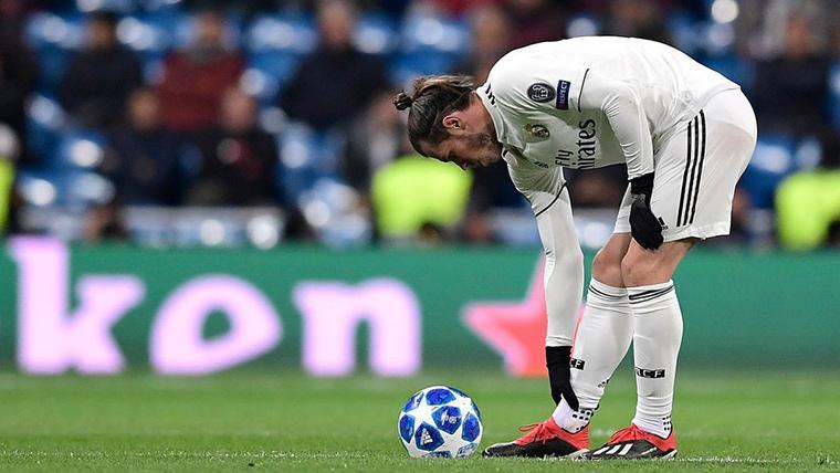 Gareth Bale no tiene cura: Ya son 22 lesiones en el Real Madrid