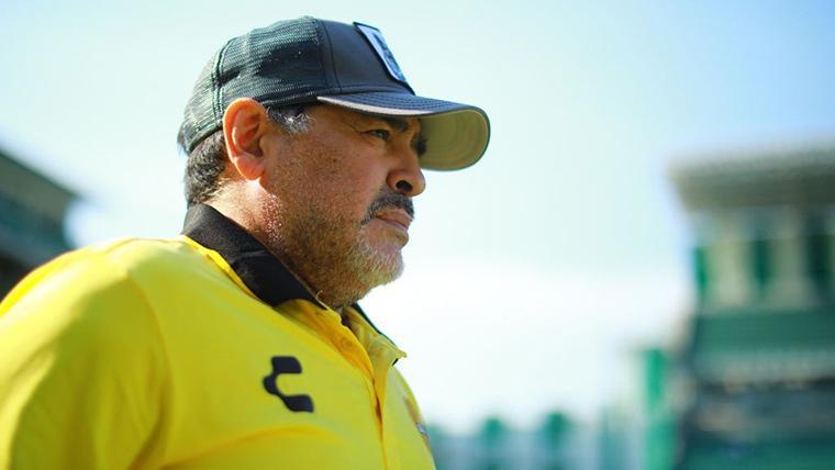 ÚLTIMA HORA:Maradona, ingresado por un sangrado estomacal