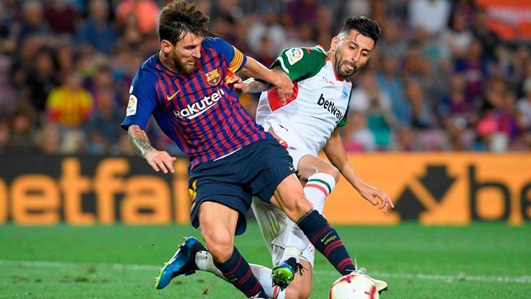 El agente de Maripán habla de un presunto interés del Barça