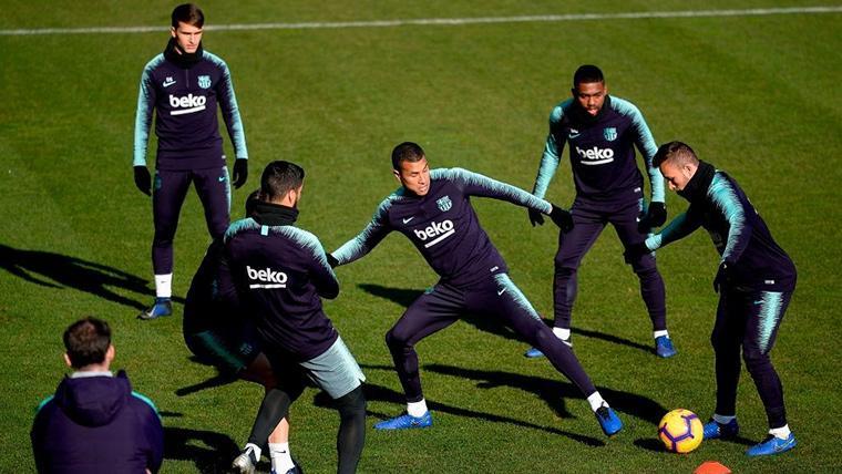 Primera oportunidad para Jeison Murillo en el FC Barcelona