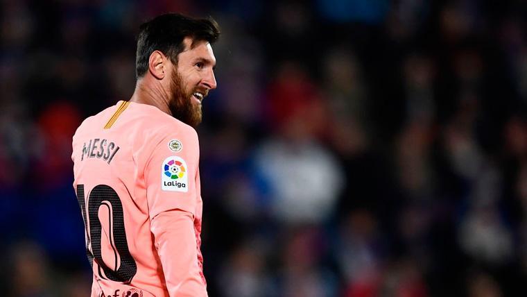 David Soria deja a un Messi que ya es Bota de Oro a un gol de los 400 en LaLiga
