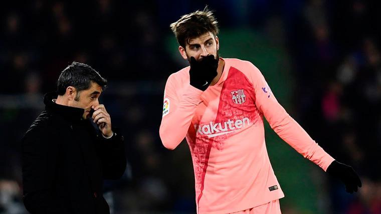 Piqué no se corta: 'Dardo' al Madrid y a los medios españoles por las quejas sobre los árbitros