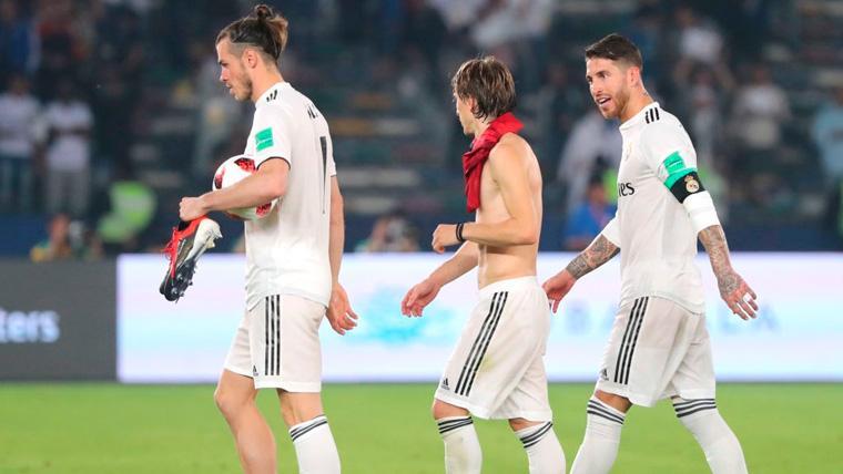 Dudas en el vestuario del Madrid: Cruce de declaraciones entre Modric y Ramos