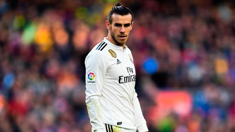 Gareth Bale deja tirado al Real Madrid: ¡Se fue del Bernabéu a medio partido!