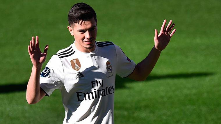 Brahim Díaz, fichado por el Real Madrid