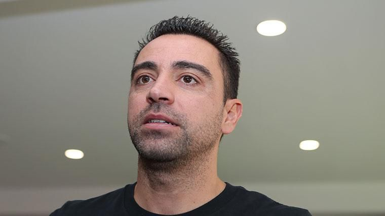 Xavi podría entrenar en LaLiga durante la próxima temporada