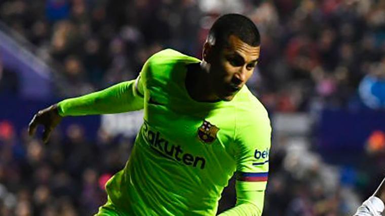 El mensaje de Jeison Murillo tras su complicado debut con el Barça