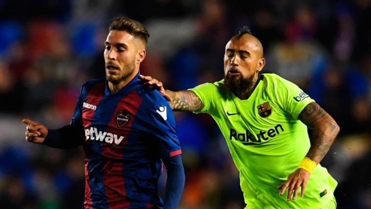 Arturo Vidal, uno de esos jugadores que siempre son necesarios