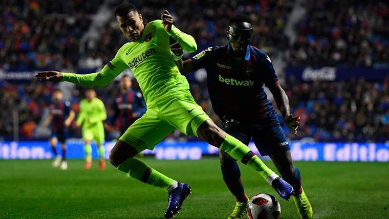 Las conclusiones tras el debut de Jeison Murillo con el Barcelona