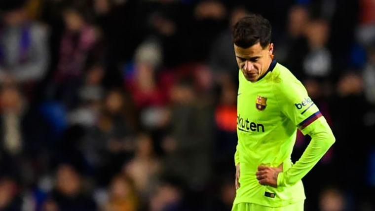 Los cuatro señalados tras el Levante-Barça de Copa del Rey
