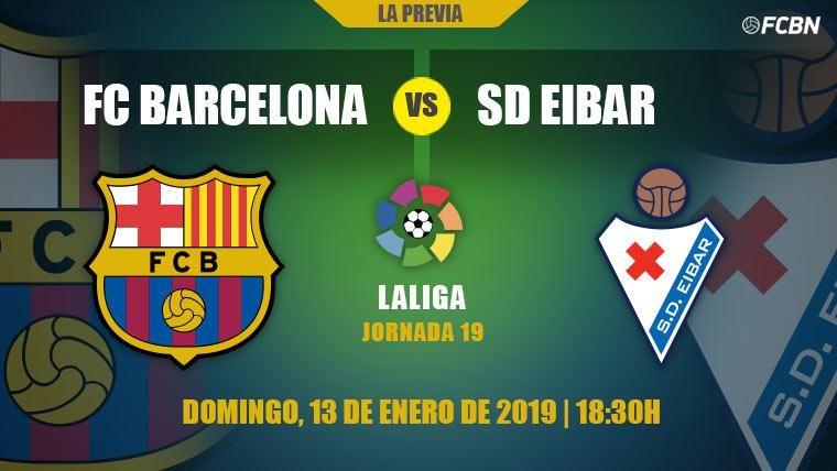 El Barça quiere pisar firme en LaLiga con un ojo puesto en la Copa del Rey