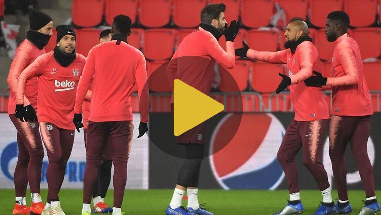 Lista de convocados de Valverde para el FC Barcelona-Eibar