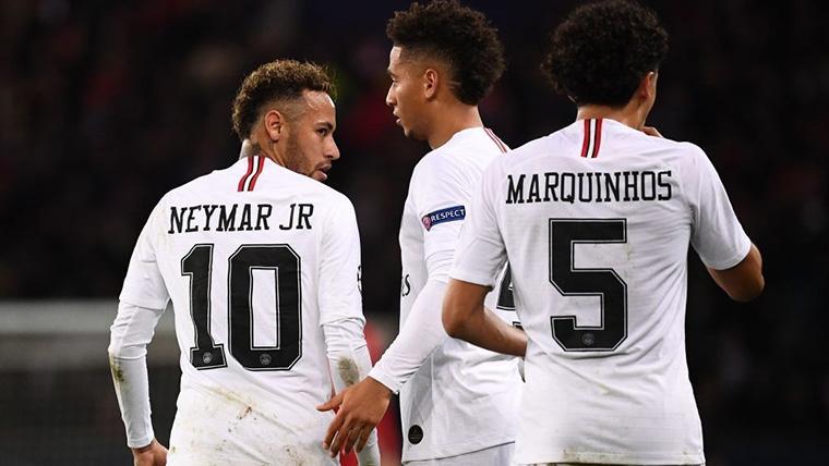 Marquinhos sonó tres veranos para el Barça... Y ahora podría fichar por el Real Madrid