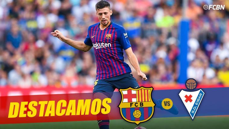 Lenglet, sobresaliente: El Barça encuentra al central del futuro