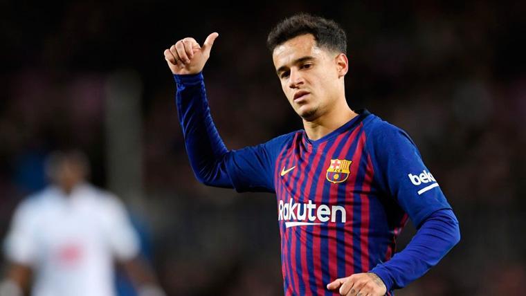 Coutinho, esta vez sí: Aprovechó su oportunidad y brilló en el Camp Nou
