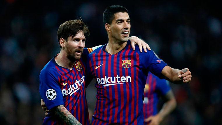 Así va la carrera por la Bota de Oro: Messi, líder; Suárez, cerca
