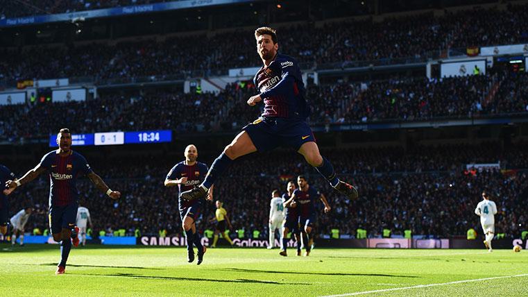 OFICIAL: Ya hay fecha para el Real Madrid-FC Barcelona de LaLiga