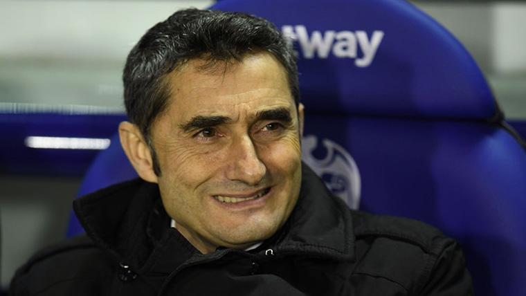 Valverde, a la altura de Pep Guardiola y Luis Enrique en Liga