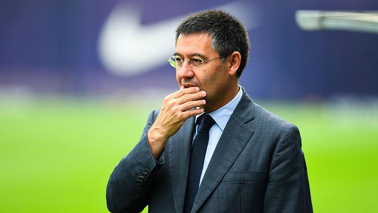 """""""Con Messi no hemos hablado, pero renovará otra vez con el Barça seguro"""""""