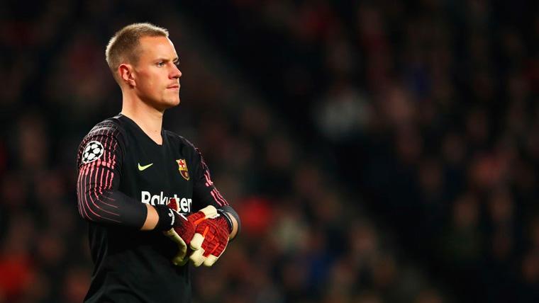 La mejoría del Barça da esperanzas a Ter Stegen en uno de sus grandes objetivos