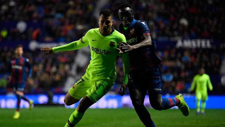 La Copa abre la puerta al debut de Murillo con el Barça en el Camp Nou