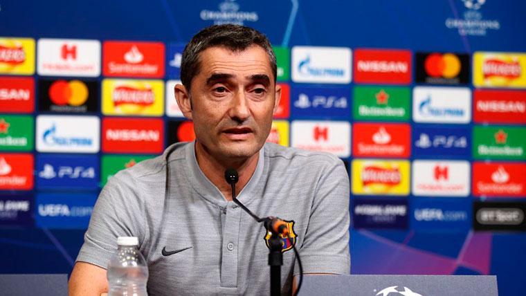 Valverde se pronuncia sobre los fichajes de De Jong y de un delantero