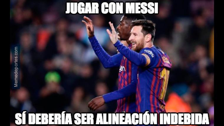 Estos son los mejores 'memes' del FC Barcelona-Levante de la Copa del Rey