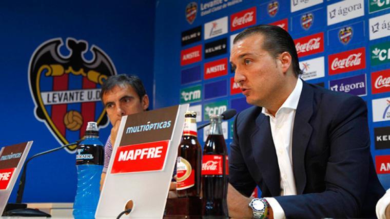 El Levante presenta a la RFEF la denuncia contra el Barça por el 'Caso Chumi'