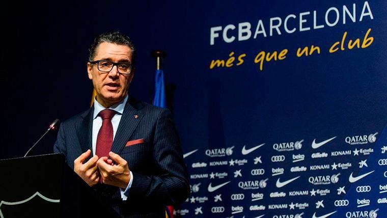 """El Barcelona insiste en que """"no hay caso"""" con Chumi en Copa"""