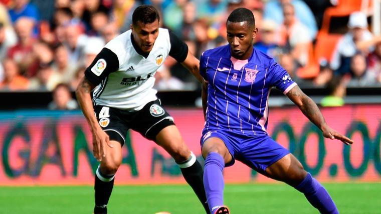 El Barça, a evitar otro 'caso Chumi': Murillo se pierde la ida contra el Sevilla