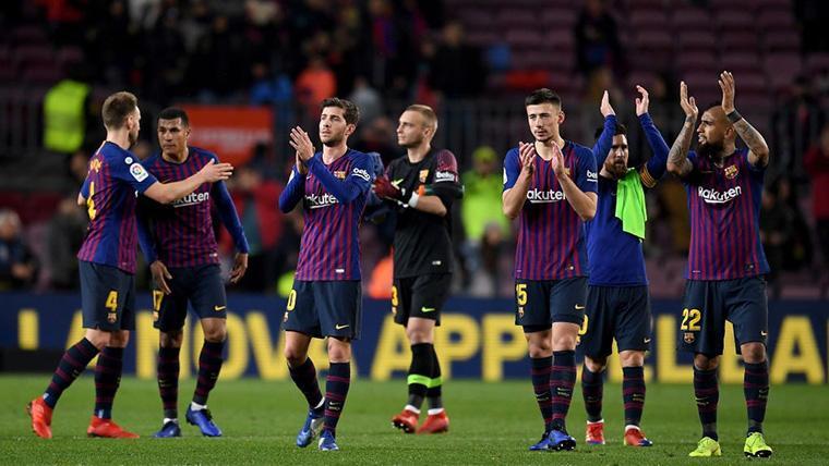 El Barcelona responde tras el fallo de Competición sobre Chumi