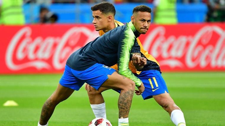 ¿Neymar al Barça y Coutinho al Chelsea? En Inglaterra destapan una 'loca' operación