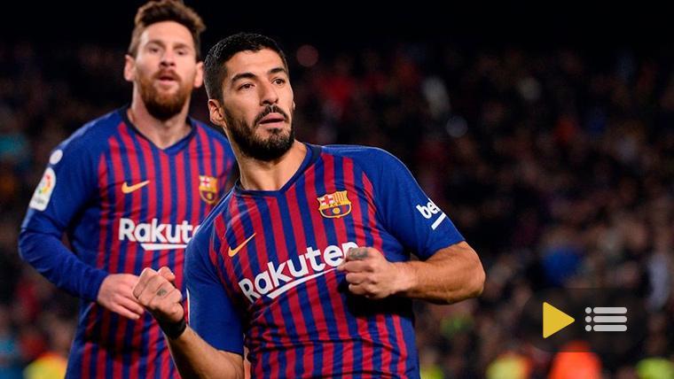 Vídeo resumen: FC Barcelona 3 Leganés 1 (LaLiga J20)