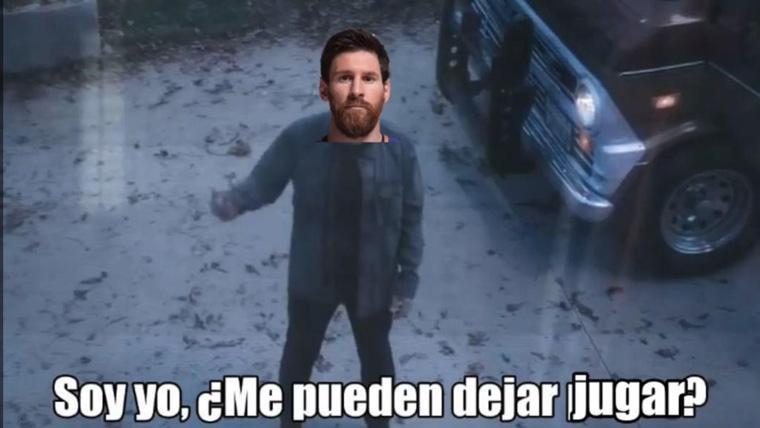 Estos son los mejores 'memes' del FC Barcelona-Leganés