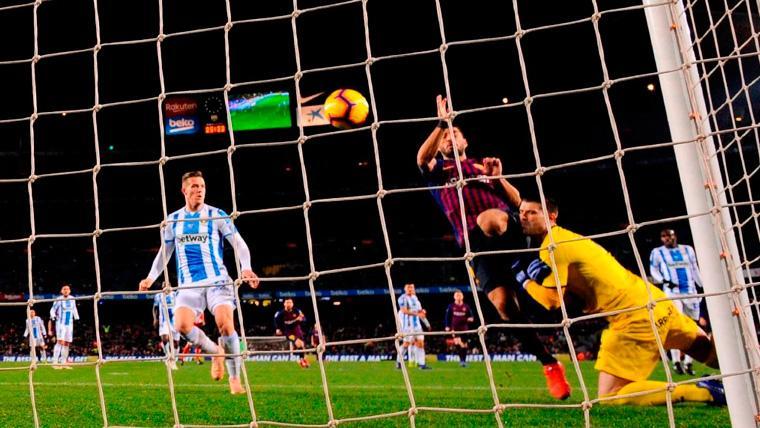 El Leganés reclama a RFEF y CTA que expliquen la jugada entre Suárez y Cuéllar