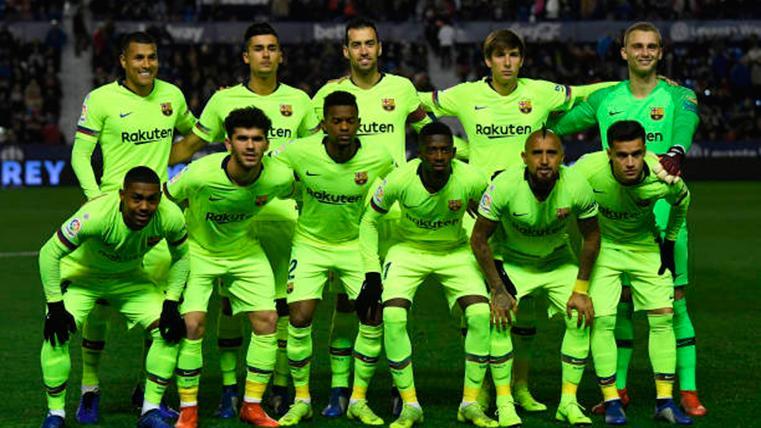 El TAD rechaza el último recurso del Levante y el Barcelona seguirá en Copa del Rey