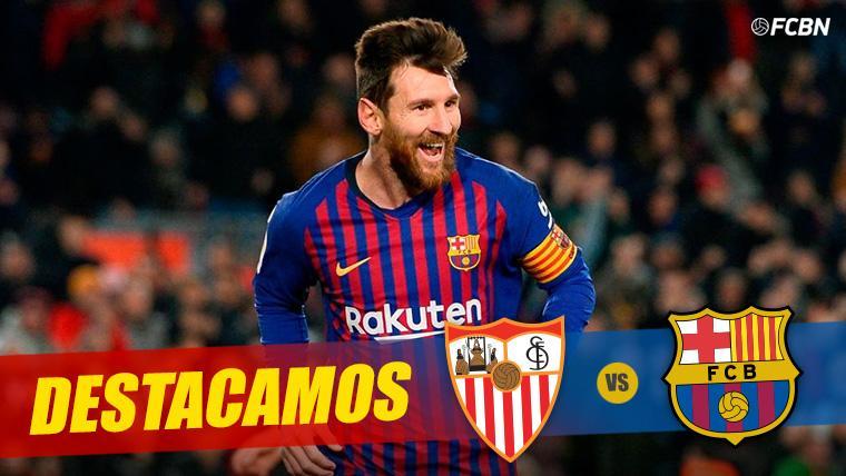 Leo Messi, a por los 50 goles en Copa del Rey frente al Sevilla