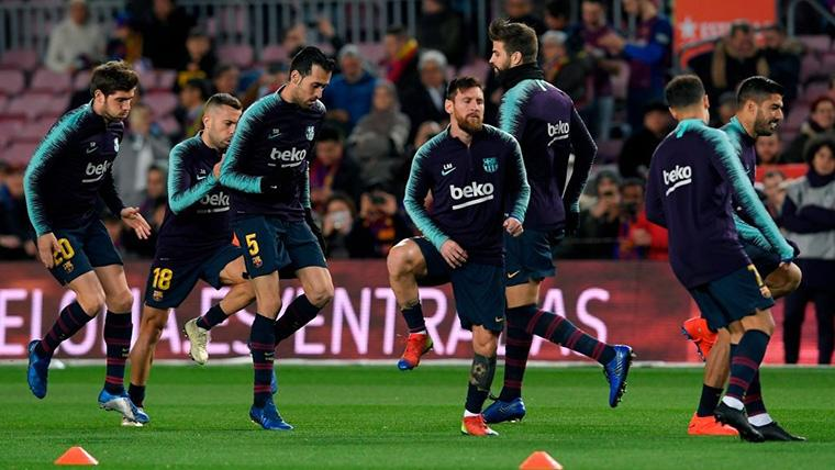 INCÓGNITA: ¿Por qué Leo Messi y Busquets no estarán en Sevilla?